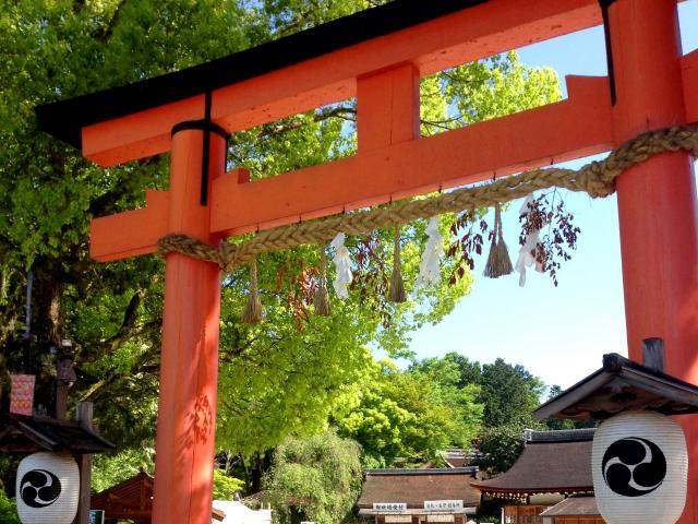 上賀茂神社おすすめ